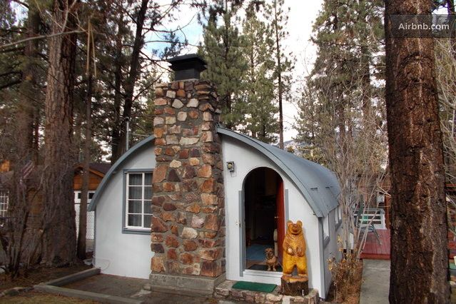 Quonset Huts Great Idea For A Tiny House Modern Tiny House