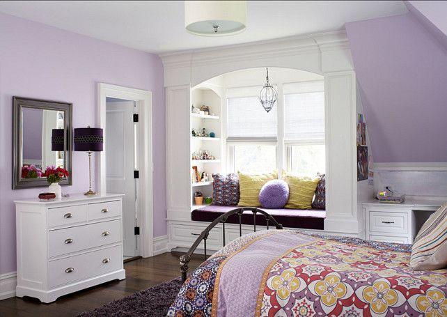S Bedroom Benjamin Moore Lily Lavender
