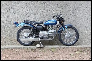 1969 HarleyDavidson SS 350 Sprint | Mecum Auctions