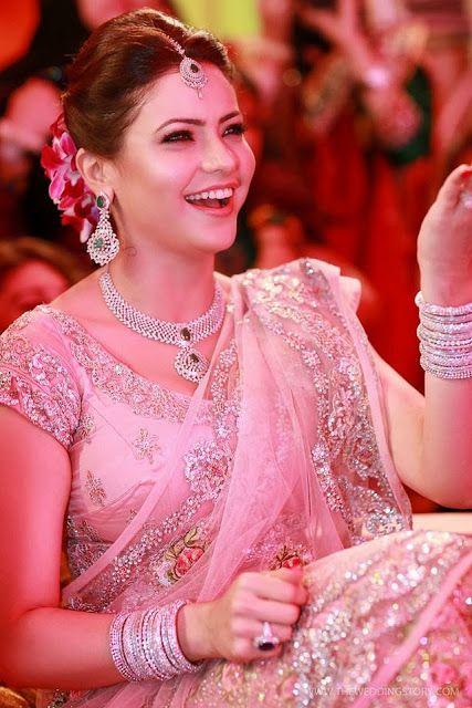 TV Actress Aamna Sharif Wedding Photos Mere Pix Indian
