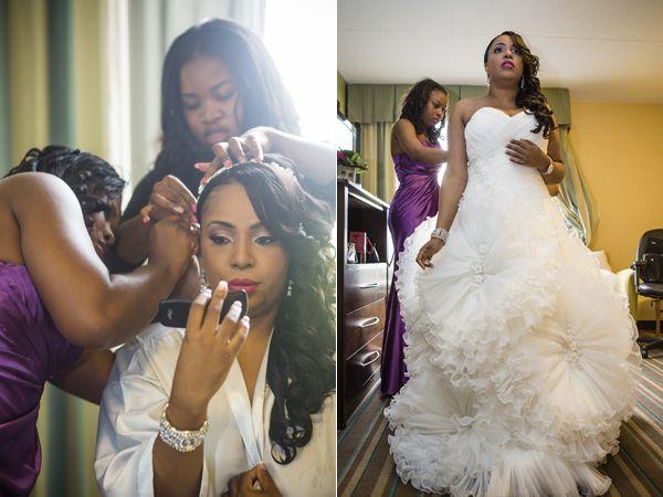 1000+ Ideas About Nigerian Wedding Dress On Pinterest