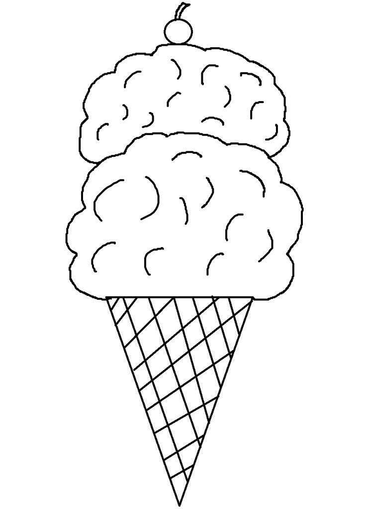 ice cream printables on pinterest ice cream cones ice and cream