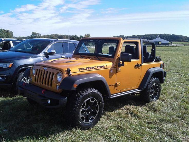 2 Door Rubicon X In Ampd 2014 Jeep Wranglers