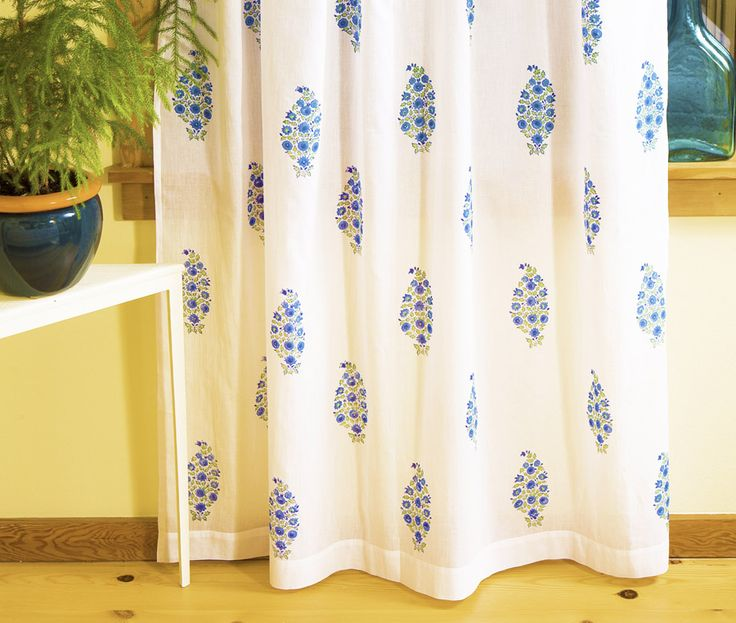 1000 Images About Indian Sheer Curtain On Pinterest Patterned Curtains Printed And Hands