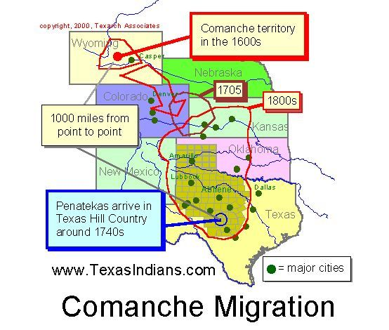 17 Best Images About History Comanche In Texas On