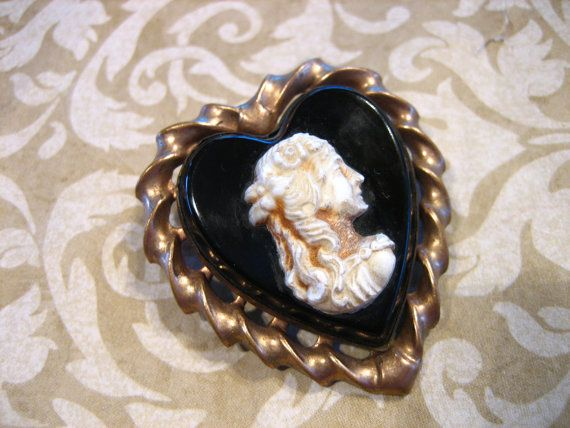17 Best Images About Edwardian Cameo Brooches On Pinterest