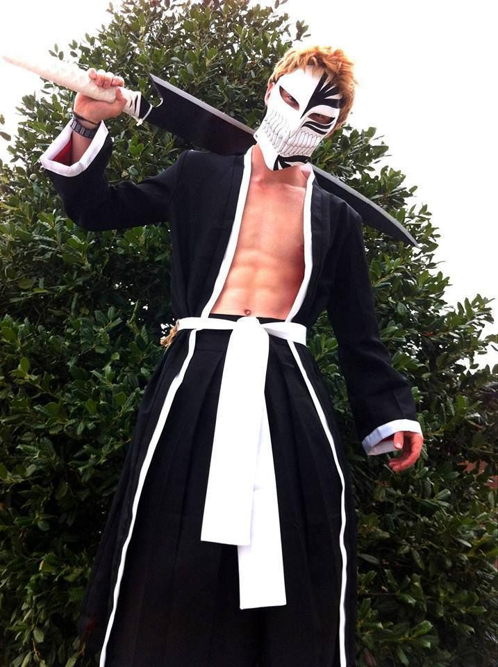 6656546540012 Male Anime Cosplay Pinterest