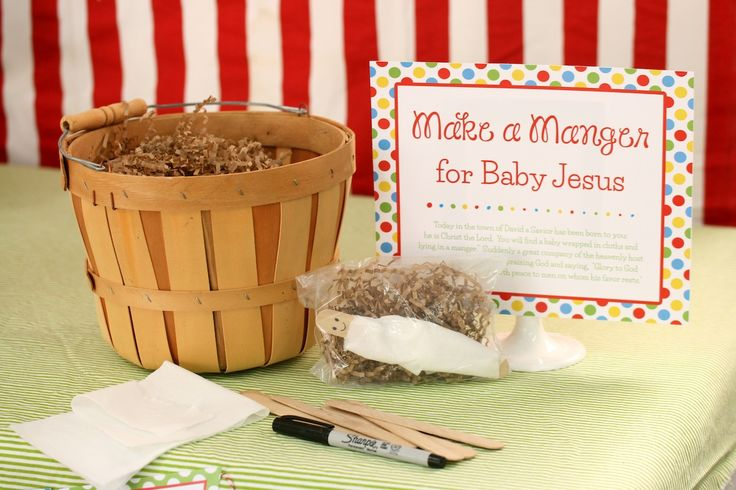 Free Printables For A Happy Birthday Jesus Party So