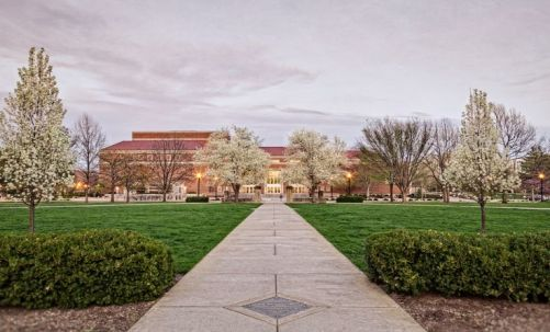 Image result for purdue memorial mall
