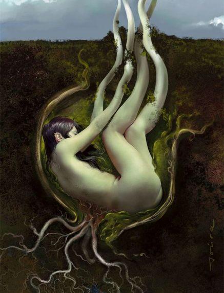 The Seed; Pawel Jonca: