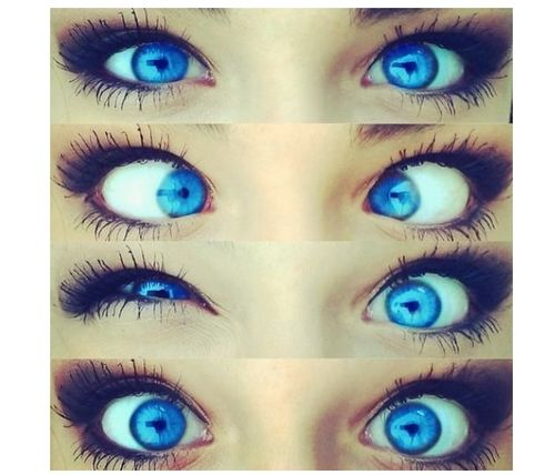 Blue Eyes I Wish My Eye Were This Color Contacts Contacts I Want Pinterest Color