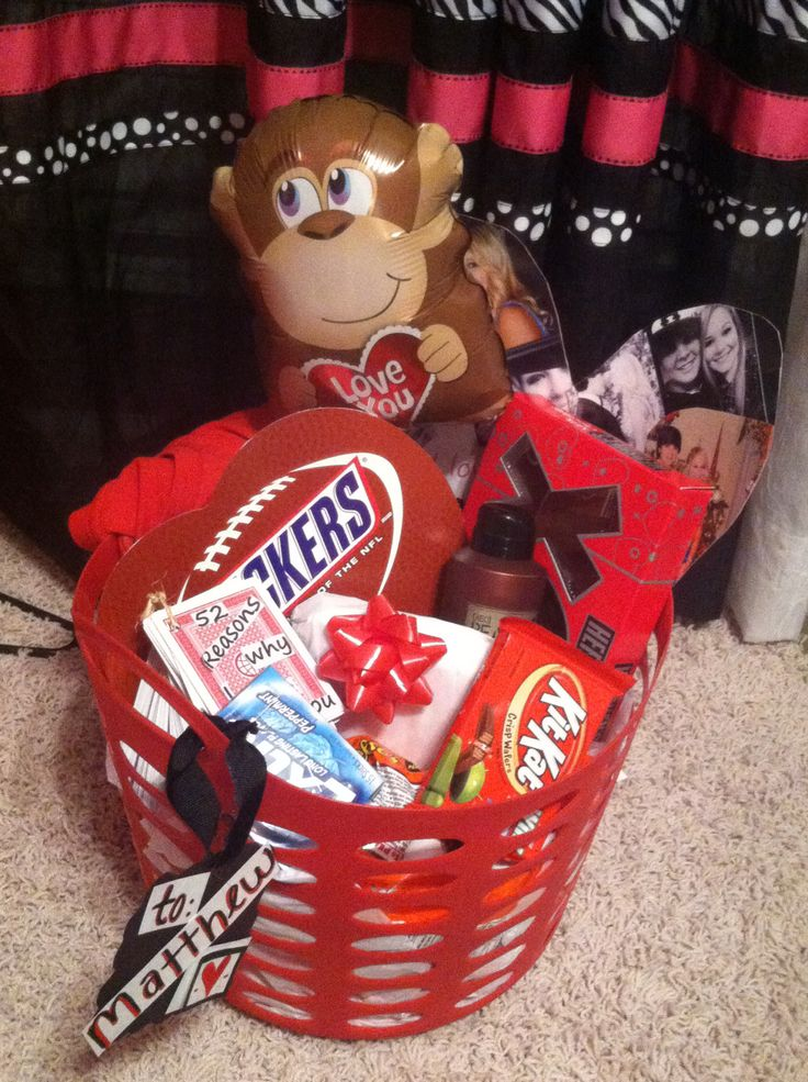 17 Best Images About Valentine Gift Baskets On Pinterest