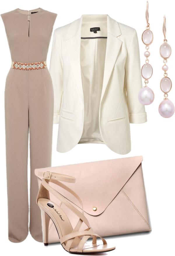 """""""Jumpsuit"""" by irenesdreams ❤ liked on Polyvore"""