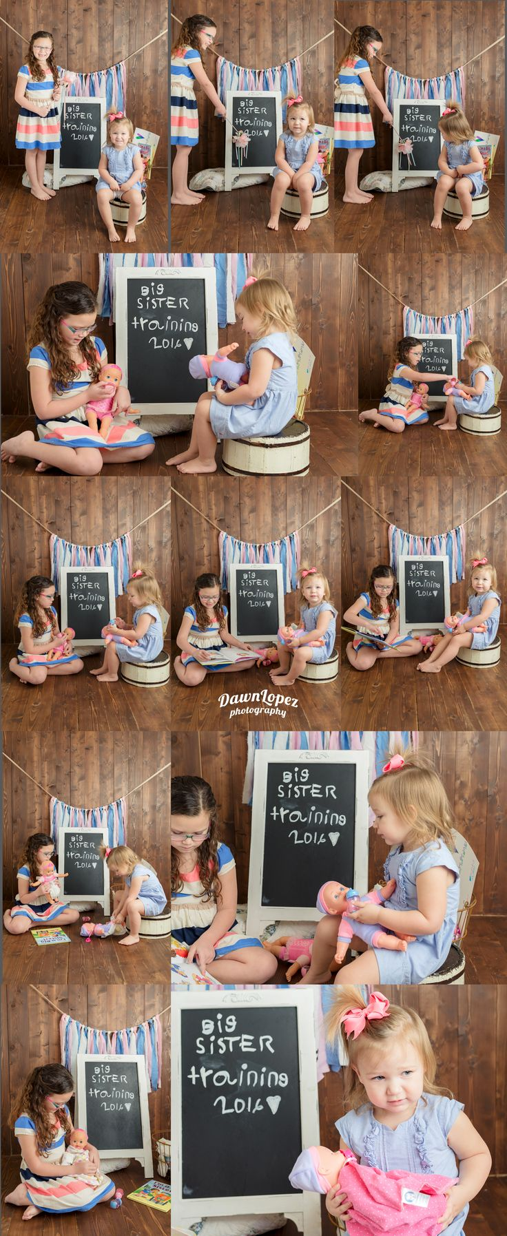 Big Sister Training Pregnancy Announcement Gender