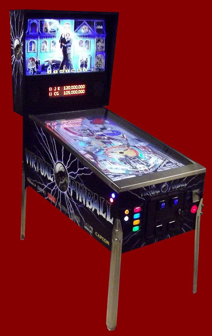 Feedback Virtual Pinball Man Cave Wish List