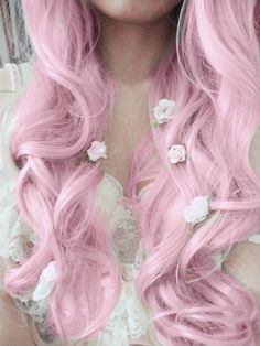 capelli rosa life in color pinterest
