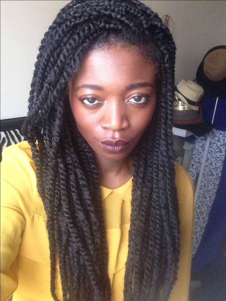 1000 Images About Braids And Twists On Pinterest