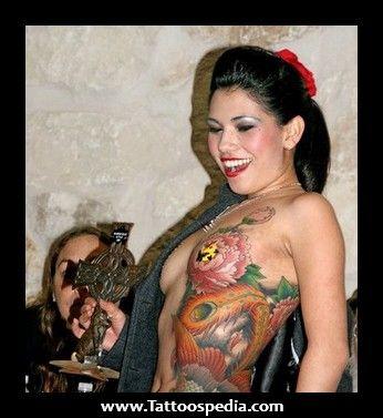 Beautiful Breast Tattoos | Beautiful Tattoos | Pinterest ...