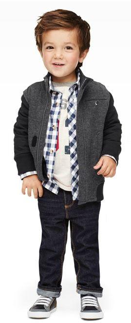 Best 25 Toddler Boy Hairstyles Ideas On Pinterest