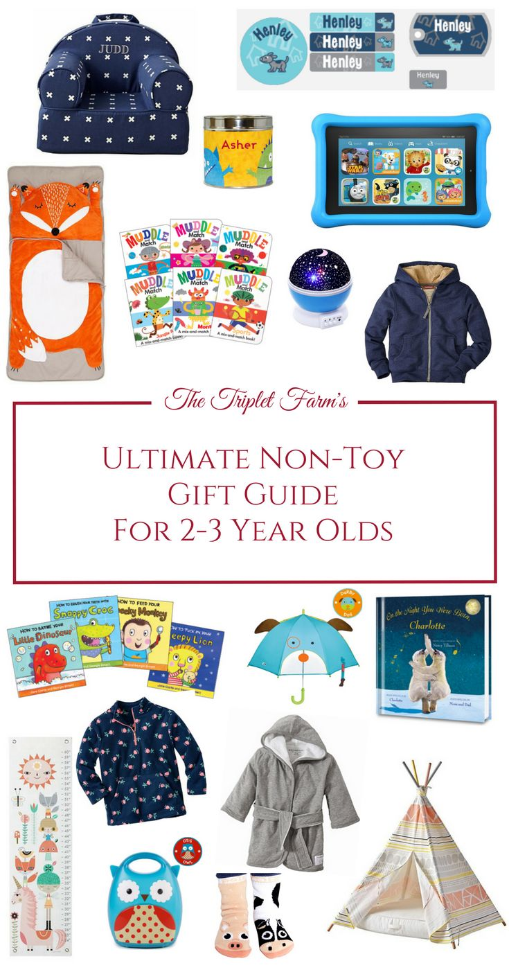 The Ultimate NonToy Gift Guide for 23 Year Olds via The