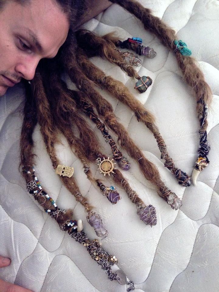 Dread accessories galore! W