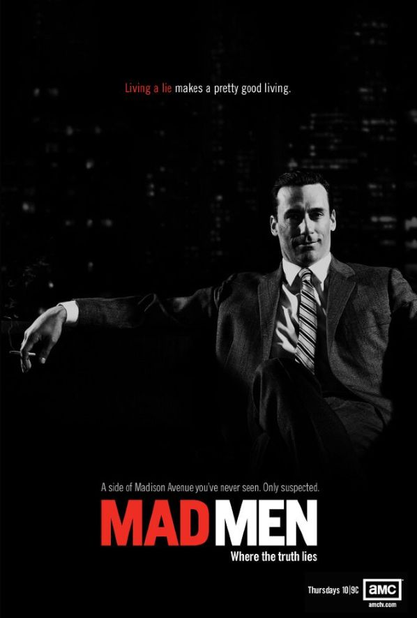 Image result for mad men season 3 poster