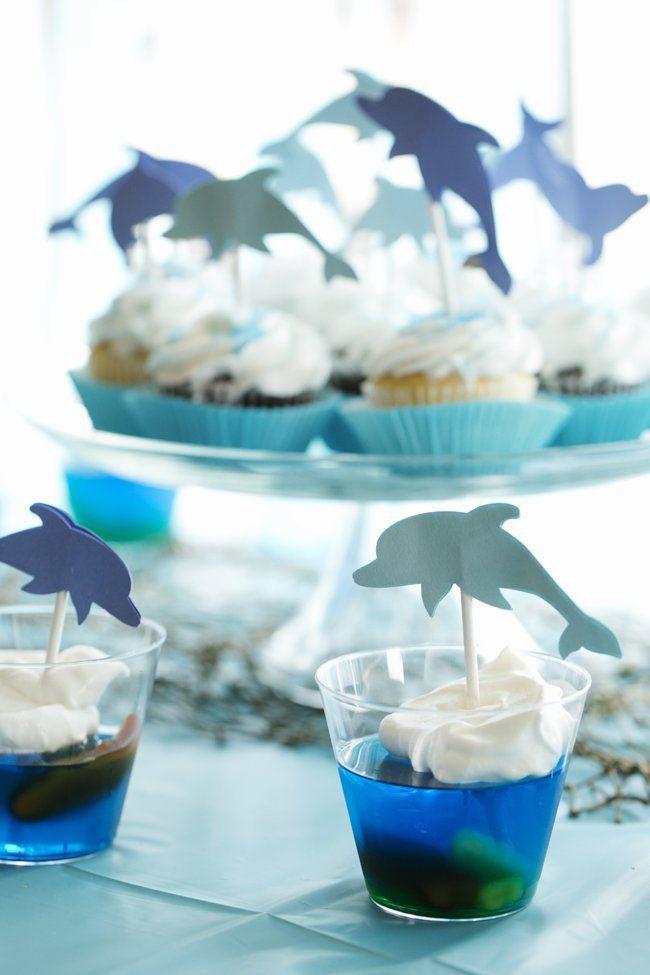 25 Best Ideas About Dolphin Birthday Parties On Pinterest