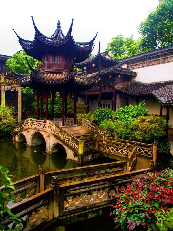Hu Mansion in Hangzhou, China Architecture Pinterest