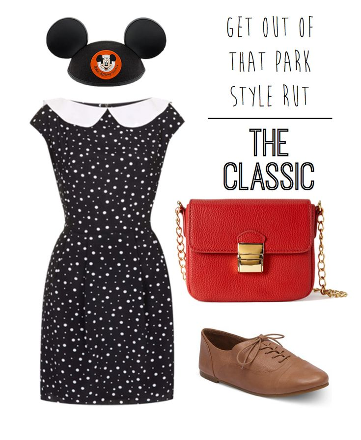 Get Out of That Park Style Rut With These Outfits– This whole ensemble makes me happy!