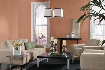 Sherwin Williams Spiced Cider Wall Colorcolor Wash