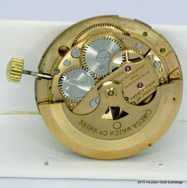 Omega Constellation 751 24 Jewel Automatic Movement
