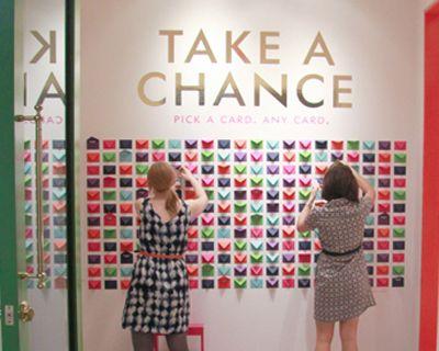 Kate Spade Take A Chance Wall Wedding Attire