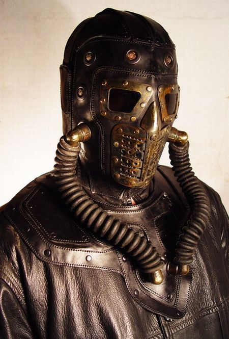 Weird masks for sale on Ebay Gas mask for sale