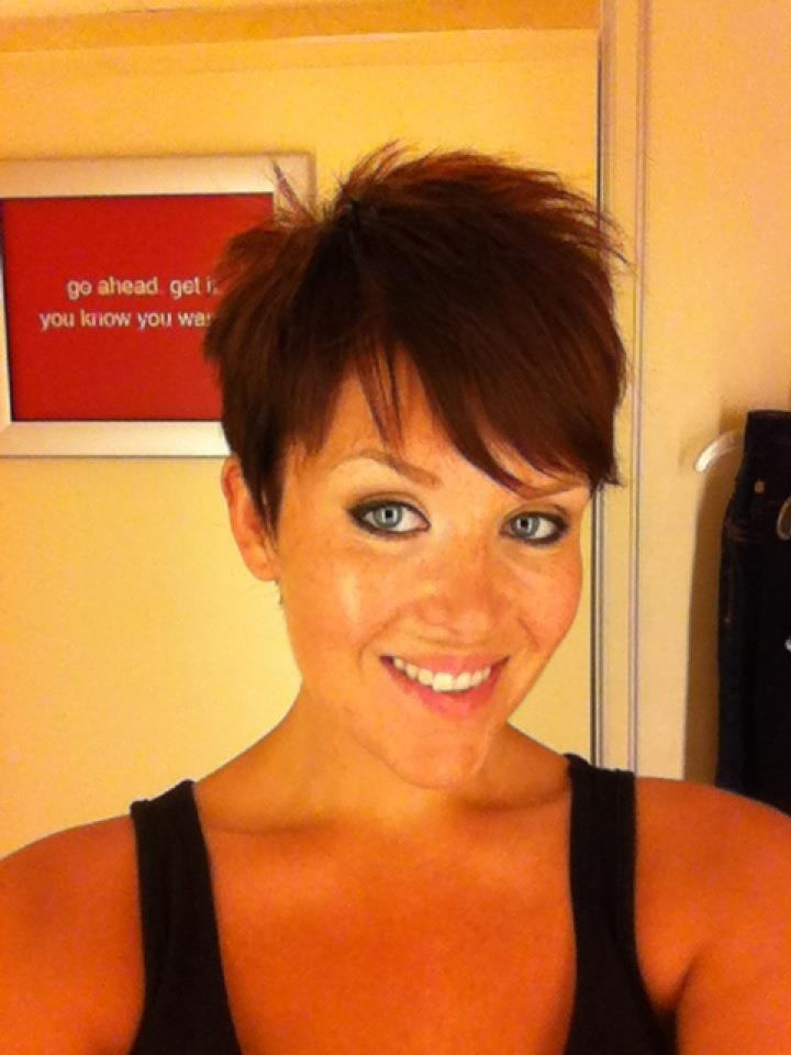 My New Pixie Cut D Finally Did It Pixie