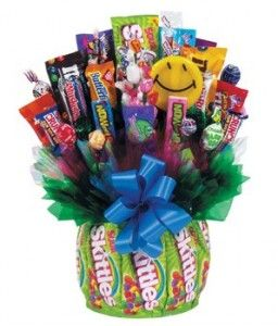 221 Best Images About Candy Bouquets On Pinterest Get
