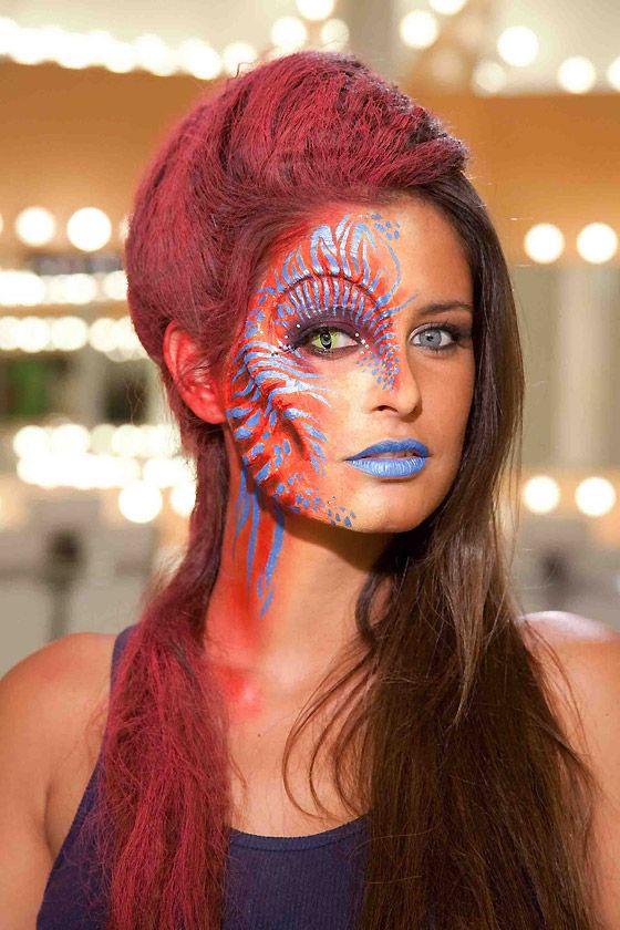 25 Best Ideas About Cheshire Cat Face Paint On Pinterest