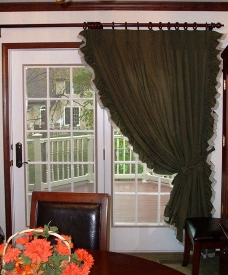 17 Best Images About Window Curtains On Pinterest French Door Curtains Accent Colors And