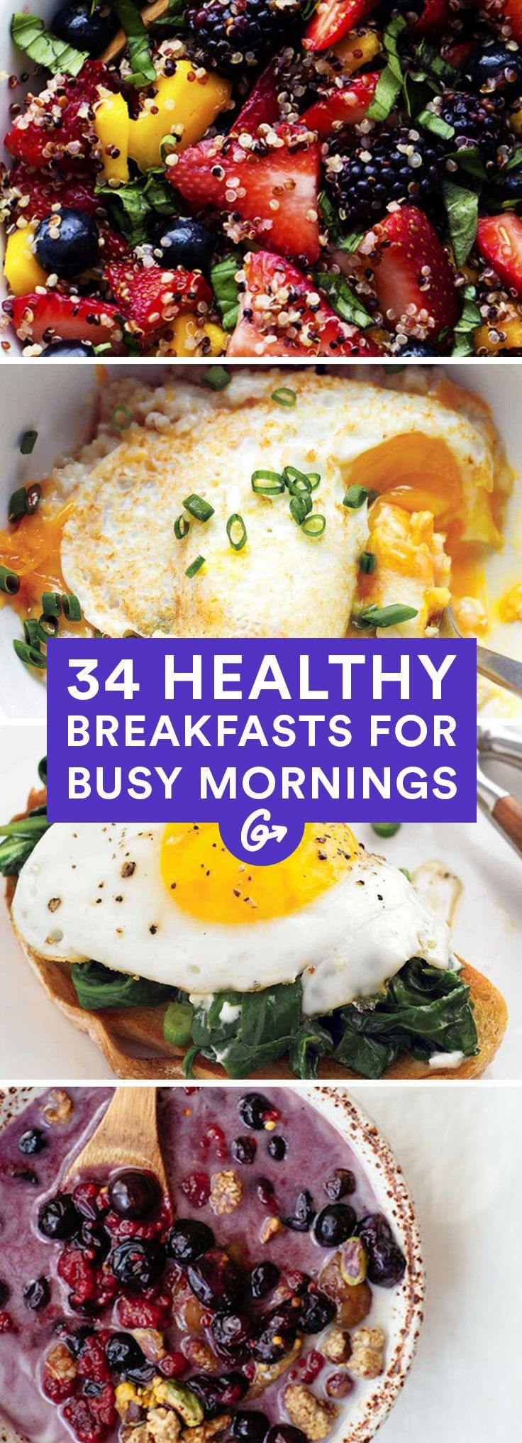 39 Healthy Breakfasts for Busy Mornings We, The o'jays