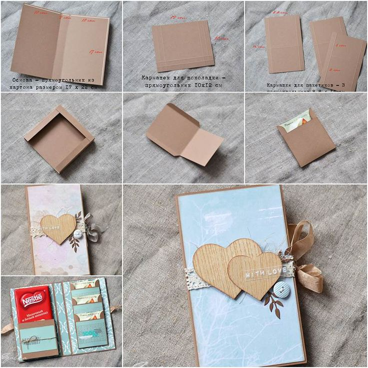 How to DIY Creative Chocolate Gift Box Special gifts