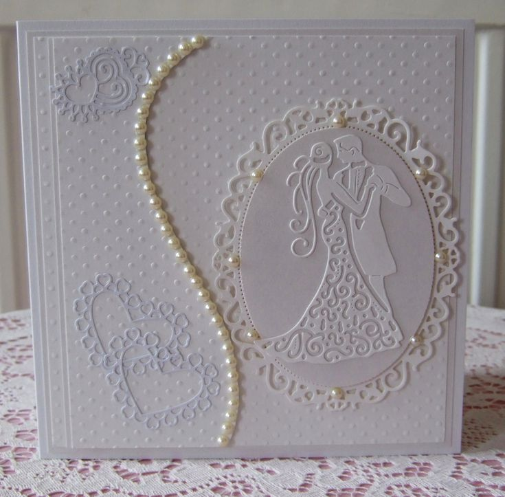 Made Using Spellbinders And Tattered Lace Dies And