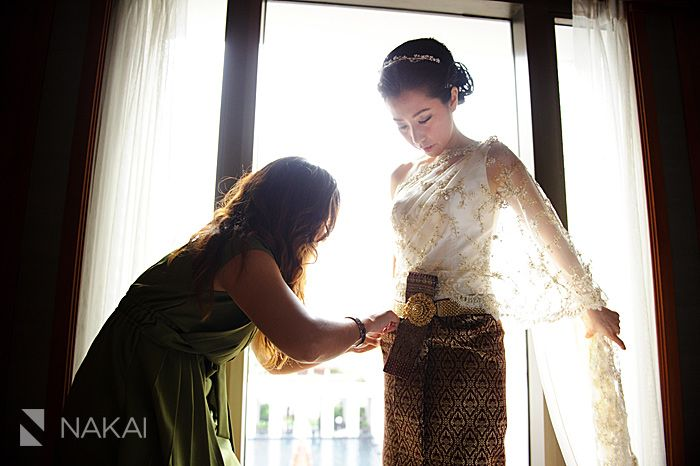 17 Best Images About Thai Wedding Dress On Pinterest