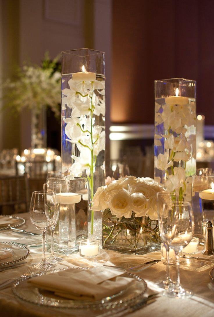 1000 Ideas About Cylinder Vase Centerpieces On Pinterest