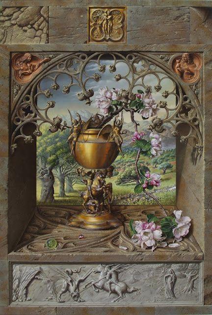 12 Best Trompe L Oeil Niche Images On Pinterest Baroque