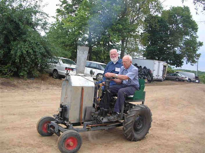 194 Best Images About Homemade Tractors On Pinterest