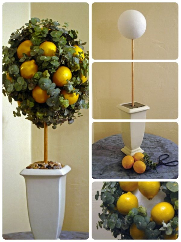19 Inspiration Lemon Kitchen Decoration That You'll Do Right Away
