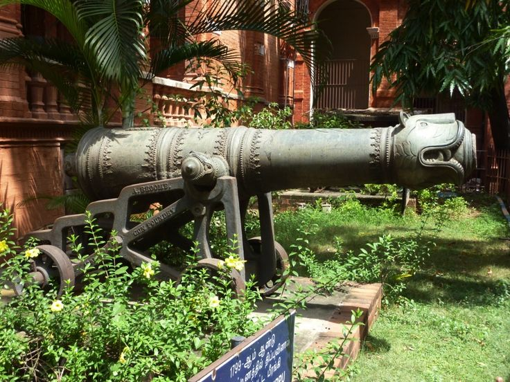 Tippu's cannon Tipu Sultan Wikipedia, the free