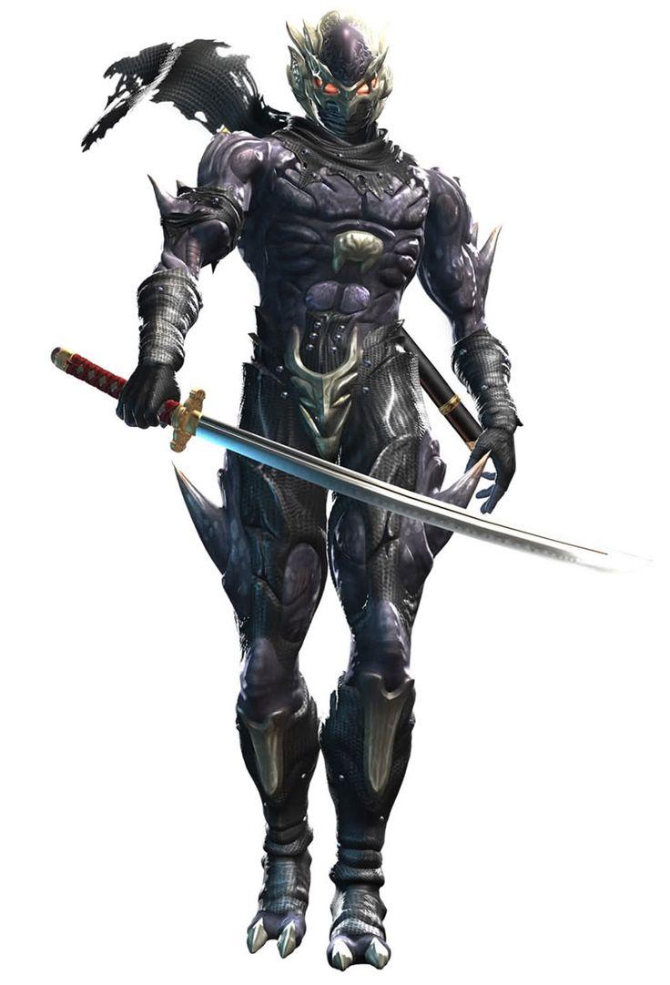 Ryu Heavy Armor ShinobiNinja Pinterest Armors