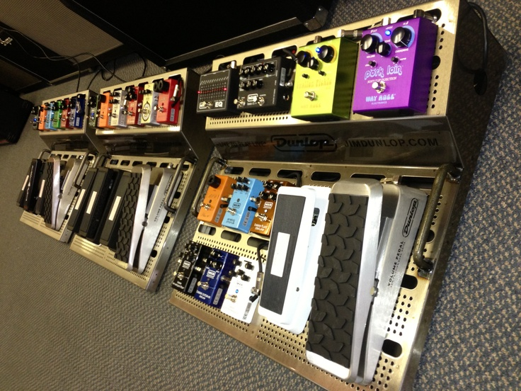 39 Best Images About Pedal Boards On Pinterest Radiohead