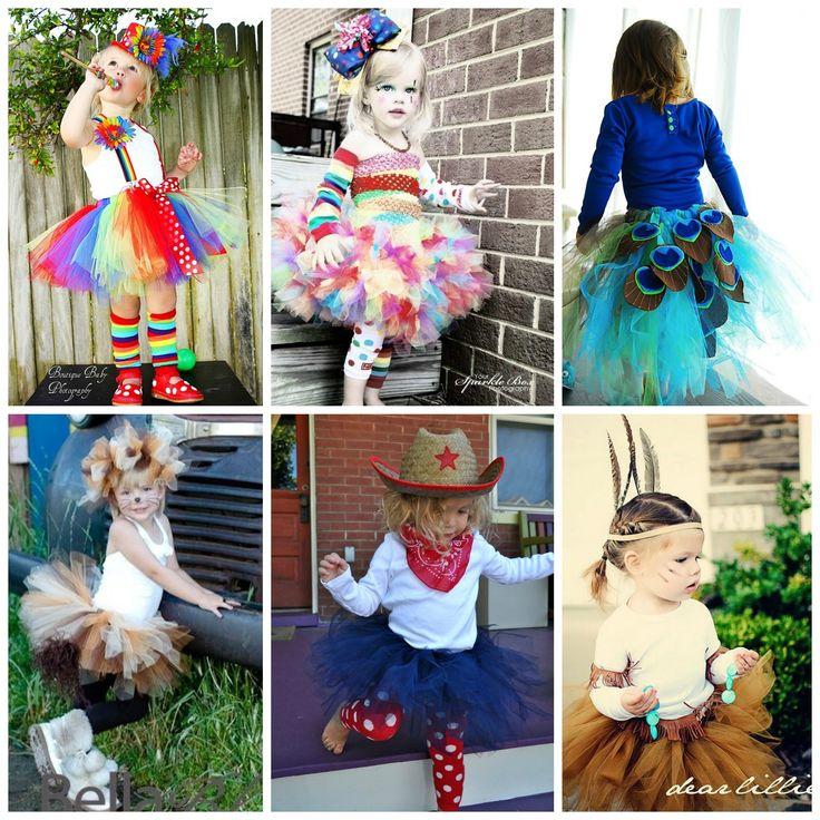 disfraces originales para niños con tul Carnestoltes