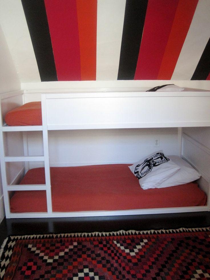 23 Best Images About Ikea Kura On Pinterest Twin Room
